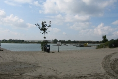 Baggersee bei Eich (Photo: Chr. Donnerstag)