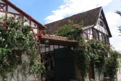 Fachwerkhaus in Neu-Bamberg (Photo: Chr. Donnerstag)