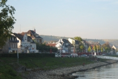 Rheinufer in Nierstein (Photo: Klaus Penzer)