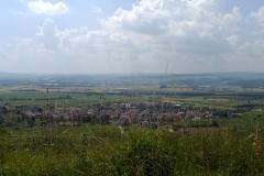 Blick auf Bingen-Dromersheim (Photo: Bodo Sontheimer)