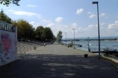 Rheinufer am Fort-Malakoff-Park in Mainz (Photo: Bodo Sontheimer)