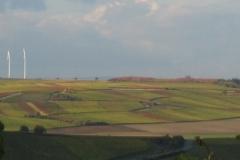 Blick auf Ensheim und Spiesheim (Photo: Chr. Donnerstag)